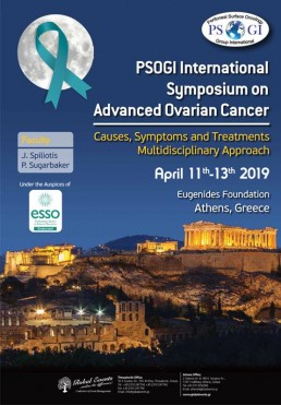 PSOGI International Symposium on Advanced Ovarian Cancer