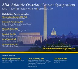 2019 Mid-Atlantic Ovarian Cancer Symposium